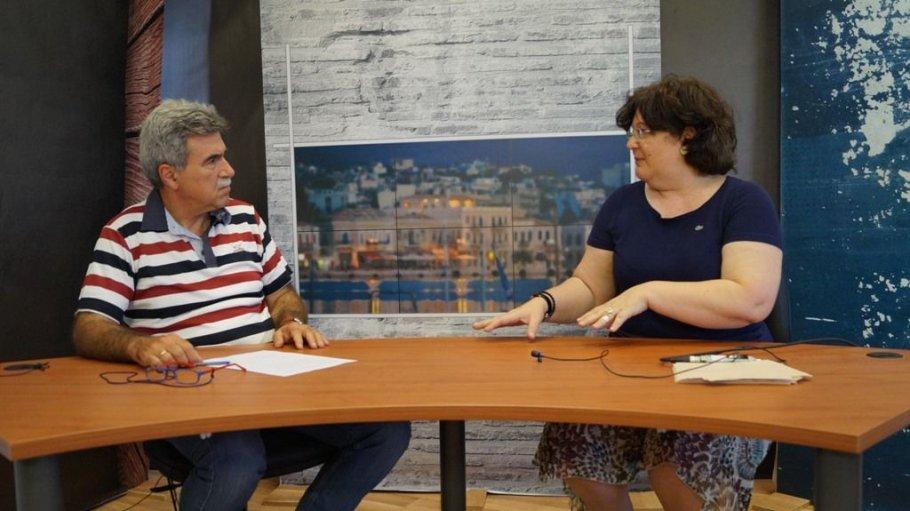 Συνέντευξη με την Ιωάννα Χήνου