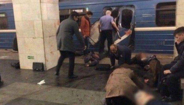 Οι αρχές έχουν κλείσει τρεις σταθμούς του μετρό της ρωσικής πόλης