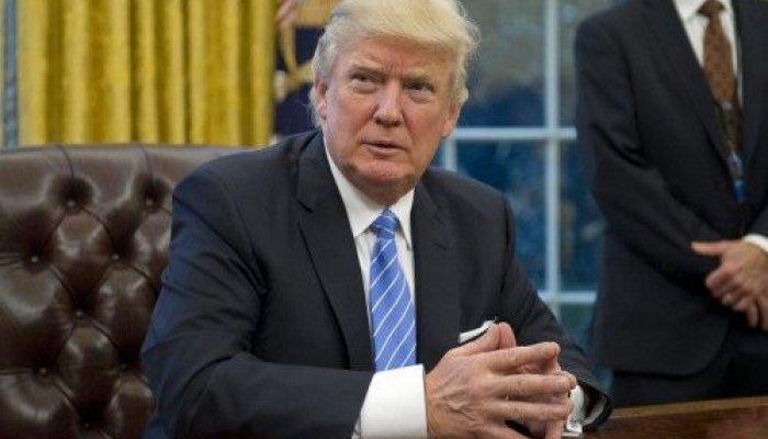 Ο αμερικανός πρόεδρος δήλωσε ότι προτιμά τη διπλωματία, αλλά μια σύρραξη είναι πιθανή