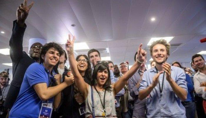 Ποιοι υπουργοί θα πρέπει να παραιτηθούν εάν δεν κερδίσουν έδρα- Το μήνυμα του πρωθυπουργού Εντουάρ Φιλίπ Το κόμμα του προέδρου Εμανουέλ Μακρόν και οι σύμμαχοί του του MODEM κερδίζουν το 31,4% των ψήφων στον πρώτο γύρο των γαλλικών βουλευτικών εκλογών, ανα