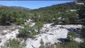 Ασπρα χώματα στη Νότια Χίο