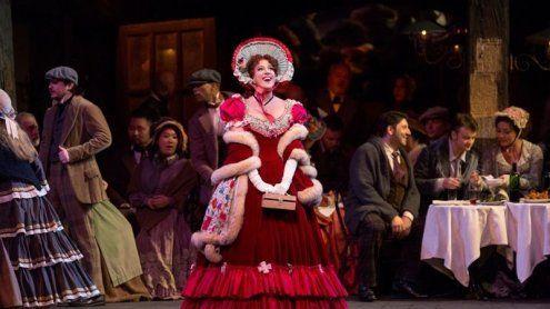 «Μποέμ» του Puccini στο Ομήρειο