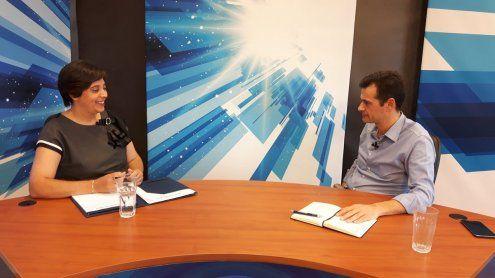 Συνέντευξη Μαν. Βουρνού στην Αλήθεια για το ταξίδι στην Αμερική