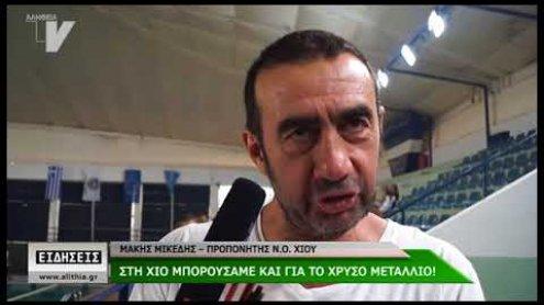 Μ. Μικέδης