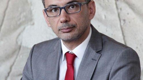 Ο Γιάννης Καντώρος, διευθύνων σύμβουλος της INTERAMERICAN.