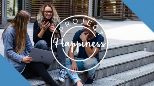 Project Happiness 18η εκπομπή 10/04/19