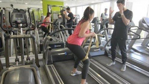 Project Happiness: Εκγύμναση γλουτών από το γυμναστήριο Ηρακλής