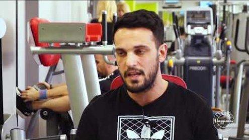 Project Happiness: Γυμναστική & αδυνάτισμα από το γυμναστήριο Ηρακλής
