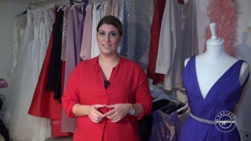 Project Happiness: Πώς θα ράψω ρούχα σε ένα ατελιέ από την Κάλλια Καλίκα