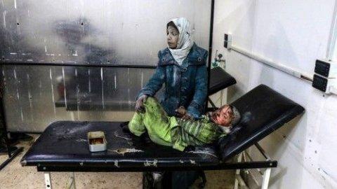 Σφοδροί βομβαρδισμοί εναντίον κοινοτήτων στην Ιντλίμπ, λίγα εικοσιτετράωρα πριν τις ειρηνευτικές συνομιλίες
