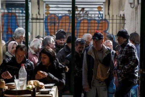 Το κρατικό μέσο της Βενεζουέλας παρουσιάζει «την οικονομική τραγωδία της Ελλάδας» ως «καπιταλιστικό παράδειγμα προς αποφυγή» τη στιγμή που η ίδια σχεδόν λιμοκτονεί