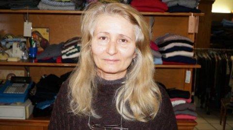 Βικτωρία Αμπαζή - Ταμίας Εμπορικού Συλλόγου Χίου