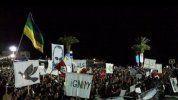 Δικαιοσύνη για τον Μουσίν Φίκρι ζήτησαν χιλιάδες διαδηλωτές στην Αλ Χοσέιμα