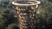 ο εντυπωσιακός ελικοειδής πύργος