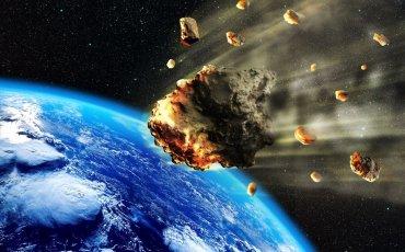 Γη, αστεροειδής