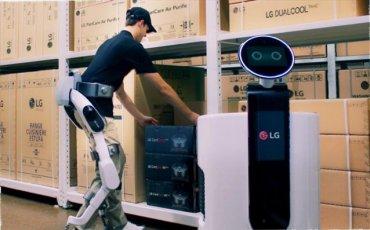 Ο ρομποτικός εξωσκελετός της LG