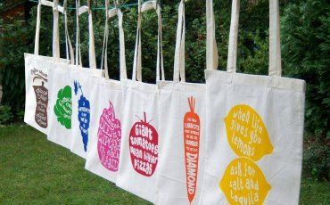 Οι πάνινες τσάντες στη μάχη κατά των πλαστικών σακουλών