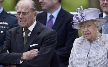 βασιλιάς Φίλιππος και βασίλισσα Ελισάβετ