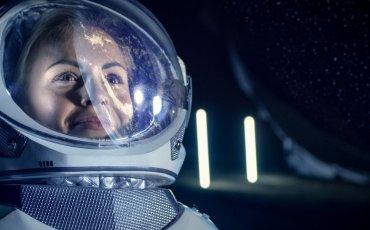 γυναίκα αστροναύτης