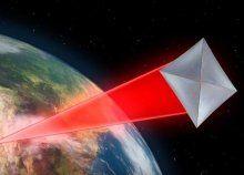 Το διαστημόπλοιο θα έχει το μέγεθος γραμματοσήμου και θα είναι σε θέσει να καλύψει αποστάσεις 100 φορές πιο γρήγορα από τα συμβατικά διαστημικά σκάφη