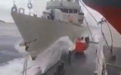 Τουρκική ακταιωρός κατά Νικηφόρου