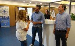 Ξενάγηση στο πρώτο ιδιωτικό λύκειο  της Ελλάδας