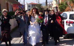 Παραδοσιακός γάμος στο Νεχώρι