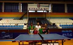 Η ομάδα μας στην Καβάλα