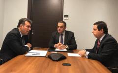 Μ. Κόνσολας, Ν. Μηταράκης, Χ. Αθανασίου