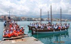 Ολοκληρώθηκε με επιτυχία την Κυριακή 17/6/18 στο λιμάνι της Χίου το 4ο Πανελλήνιο Ναυτοπροσκοπικό Παιχνίδι