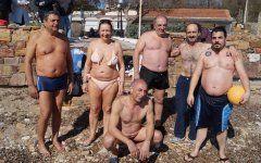 Η πίτα των χειμερινών κολυμβητών