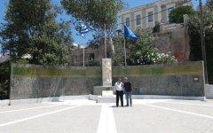 Πλατεία ναυτοσύνης Οινουσσών