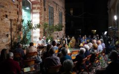 Παρουσιάστηκε στη Χίο το βιβλίο της Αργ. Μαντόγλου για τα νεανικά χρόνια του Κοραή στο Άμστερνταμ