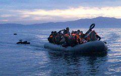 33 Τούρκοι που βγήκαν παράνομα στις Οινούσσες ζητούν πολιτικό άσυλο!