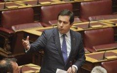 Ν. Μηταράκης στη Βουλή