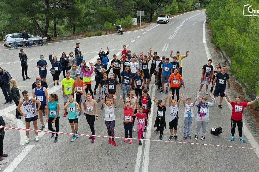 3ος αγώνας δρόμου Καρδαμύλων