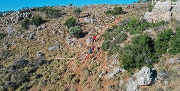 1ος ορεινός αγώνας Χίου στις Καρυές