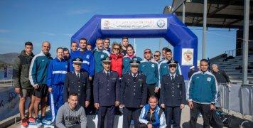 Οι αστυνόμοι-αθλητές που σάρωσαν τα μετάλλια