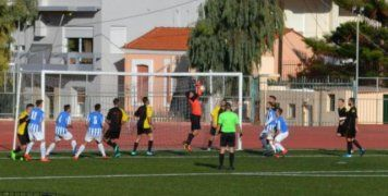Φάρκαινα-Ηρακλής 3-0 στο Δημοτικό Στάδιο Χίου