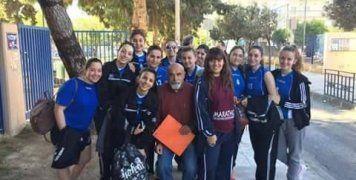 Στις 16 καλύτερες ομάδες στο Σχολικό Λυκείων Βόλεϊ κοριτσιών