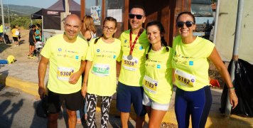 Κυριάρχησαν τα χαμόγελα στον 8ο Ημιμαραθώνιο της Χίου