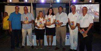 Απονομές 51ου Βαλκανικού Πρωταθλήματος Ιστιοπλοΐας