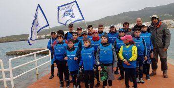 Στη 2η θέση της γενικής κατάταξης του Περιφερειακού Πρωταθλήματος Ιστιοπλοΐας Νησιών Αιγαίου-Κρήτης ο ΝΟΧ