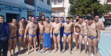 Η ομάδα της ΠΕΚΕΒ εξασφάλισε μετά την ολοκλήρωση της α' φάσης του πρωταθλήματος της Β' Εθνικής Κατηγορίας την παραμονή της και τώρα στη β' φάση θα παίξει στους ομίλους για την άνοδο στην Α2 πόλο των Ανδρών