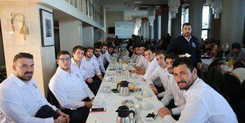 Η ανδρική ομάδα πόλο του ΝΟΧ στην εκδήλωση της πίτας 2018