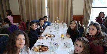 """Η πίτα του 2018 του ΝΟΧ στο ξενοδοχείο """"Χανδρής"""""""