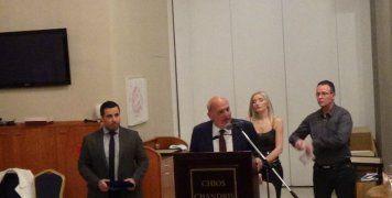 Παρουσία του Προέδρου της ΕΠΟ η πίτα της ΕΠΣ Χίου