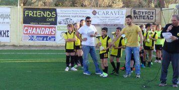 Πρωταθλητής και αήττητος ο Κανάρης στην Α' Κατηγορία