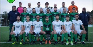 Η Δάφνη Δαφνώνα που προκρίθηκε στον τελικό του Κυπέλλου Χίου 2018