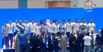 Παγκόσμια Πρωταθλήτρια Νέων Ανδρών 2019, για 2η συνεχόμενη φορά, η Ελλάδα